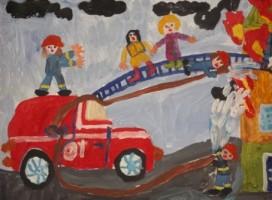 В Кудымкаре двухлетний ребенок погиб при пожаре