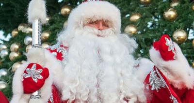 В Кудымкаре побывал поезд Деда Мороза