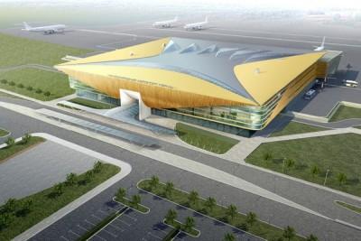 Строительство нового аэропорта