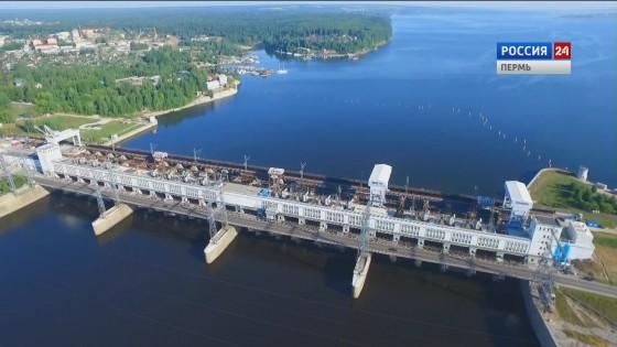НаВолжской ГЭС опять перешли кхолостым сбросам