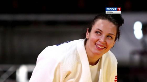 Пермская дзюдоистка вступает вборьбу занаграду Олимпиады