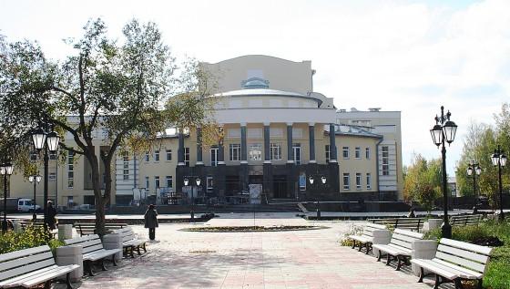 театр Кудымкар