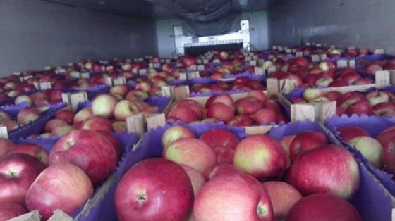 яблoки