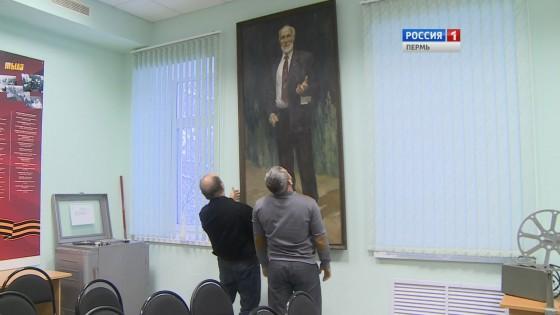 портрет Березовского