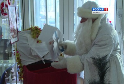 В детских садах Кудымкара начались новогодние утренники