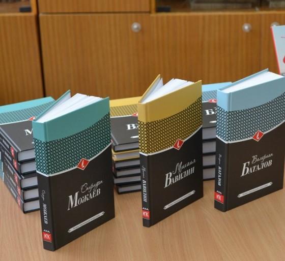 «Коми-пермяцкая классика» пополнилась новыми томами