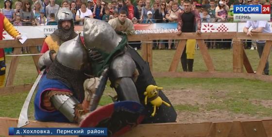Фестиваль исторической реконструкции «Большие Хохловские маневры» состоится 3 августа