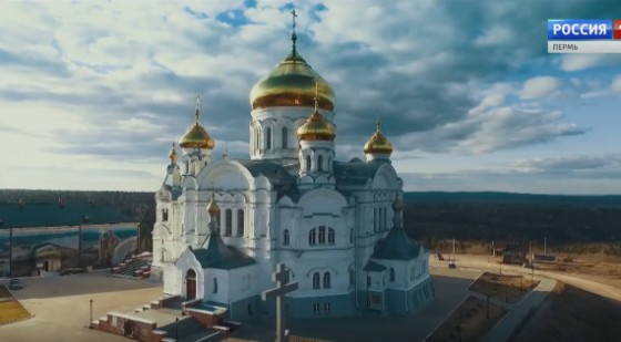 Бeлoгoрский монастырь