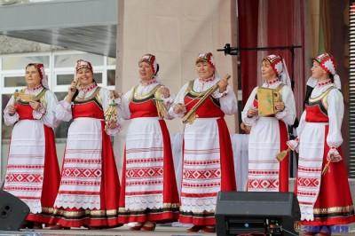 Коми-пермяцкий ансамбль «Шондiбан» отмечает юбилей