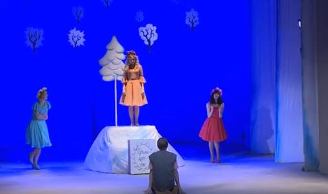 «Зимняя сказка»: Любовь способна творить чудеса