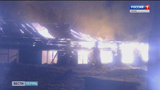 Пожары: новогодняя статистика шокирует