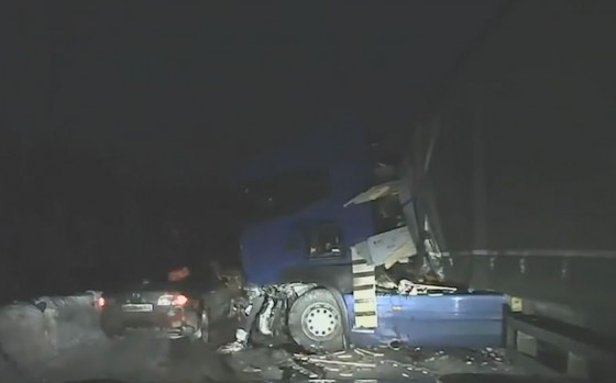Вначале года вПермском крае погибли 47 человек вДТП