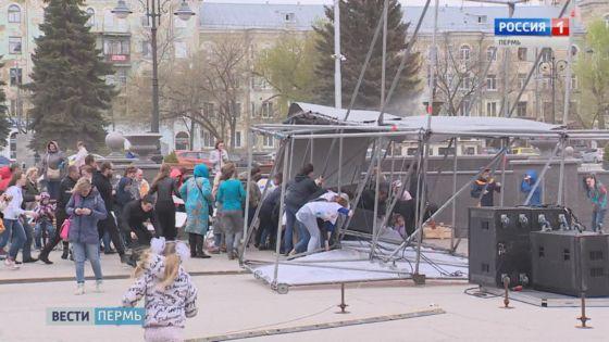 Девочку, пострадавшую при обрушении конструкции уДК Солдатова, выписали из клиники