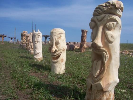 Добровольцы Коми-округа собирают деньги на скульптуру-талисман