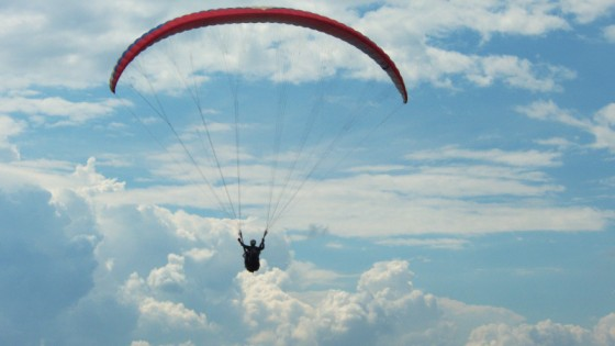 Как хорошо уметь летать