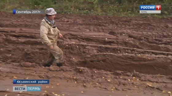 грязь Тукачево