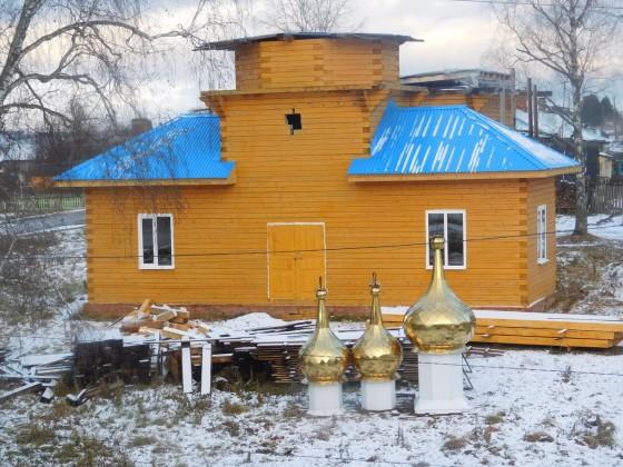 Пешнигорт возрождает храм