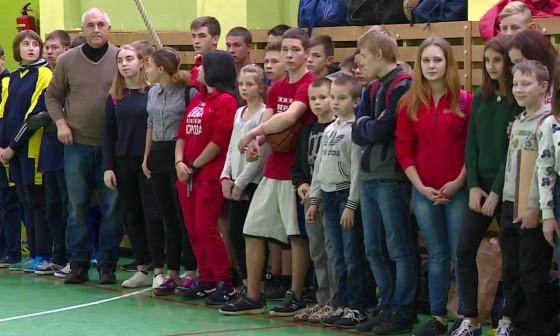 Мальчишки и девчонки покорили свой Олимп