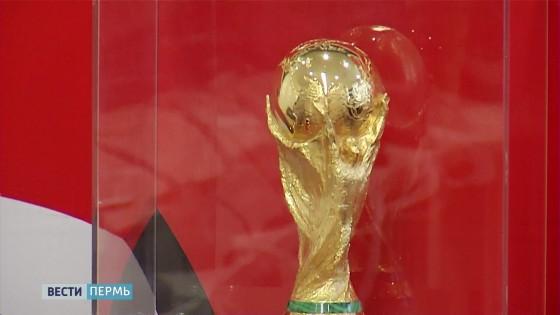 Кубок чемпионата мира добрался доПерми