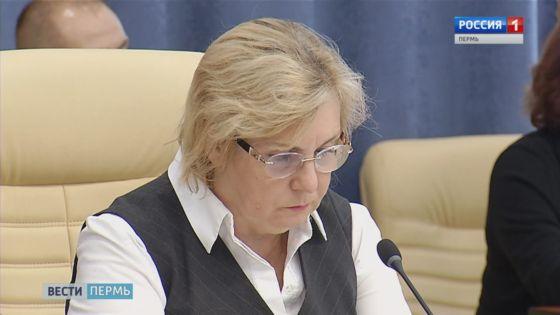 Губернатор объявил выговор министру образования