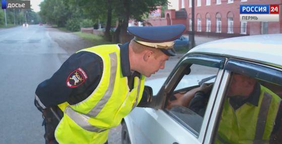 Инспекторы ГИБДД задержали 173 нетрезвых водителя