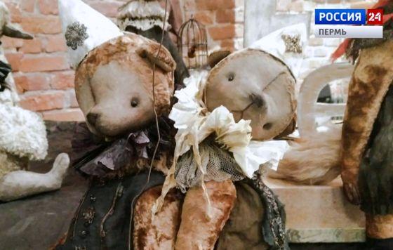 В Перми прошел фестиваль медведей и их друзей