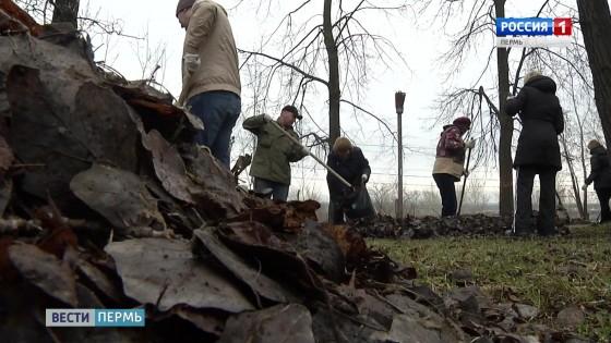 В Кудымкаре объявлен Месячник чистоты
