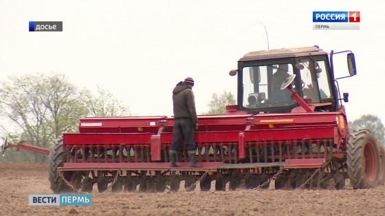 Аграрии Прикамья приступили к полевым работам