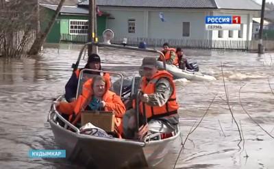 Готовность Кудымкара к паводку проверила прокуратура