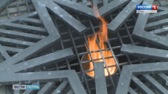 Газовики провели проверку и техническое обслуживание мемориалов «Вечный огонь»