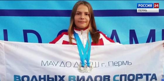 Неуловимые ласты: пермячка завоевала две медали на первенстве Европы
