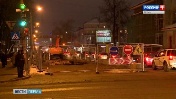 Ремонтировали дорогу - повредили водопровод