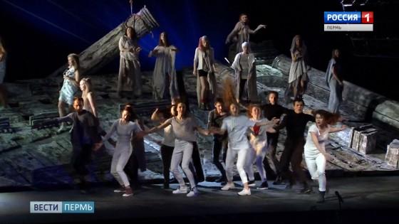 «Jesus Christ - Superstar»: большая премьера в Театре-Театре