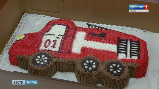 Лучшую детскую агитбригаду поощрили тортом