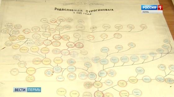 В архиве Пермского края учили составлять генеалогическое древо