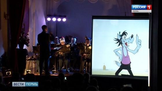 Супергерои мультфильмов оживают в музыке