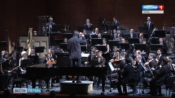 Новогодний подарок от оркестра «MusicAeterna»