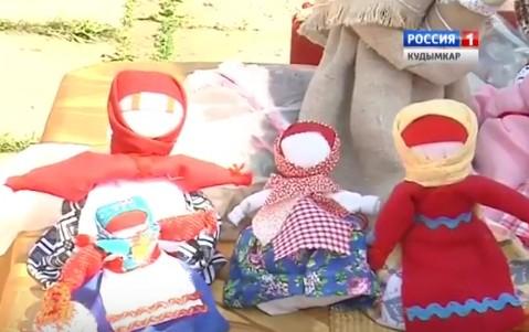 Тысяча и одна кукла: в Кудымкаре проходит фестиваль «Акань»