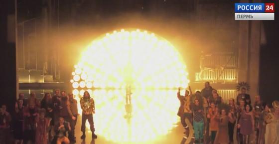 «Фаэтон» - большая премьера в театре оперы и балета