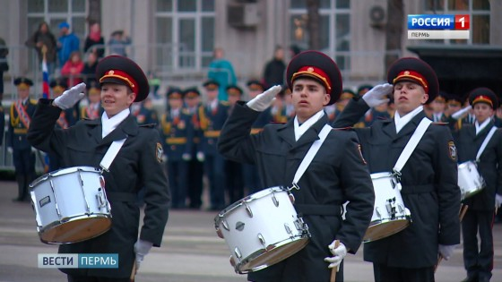 Пермский парад можно будет посмотреть нетолько лишь наОктябрьской площади