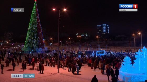 К Новому году в Прикамье запланировано 2300 мероприятий