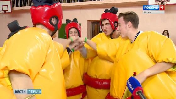 В Перми проходит межвузовский конкурс «Superпервокурсник»