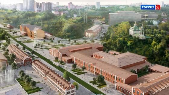 Культурный кластер: канатная дорога, три музея и новая сцена Оперного