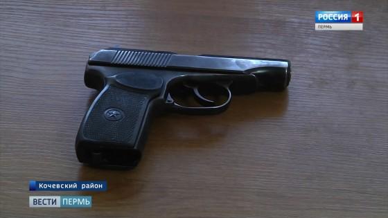 «Стой! Стрелять буду!»: Как в Кочевском районе ловили пьяного лихача