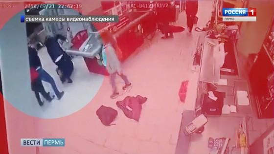 Полиция проводит проверку инцидента со стрельбой в Березниках