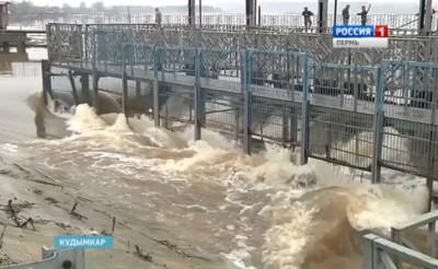 Кудымкар готовится к большой воде