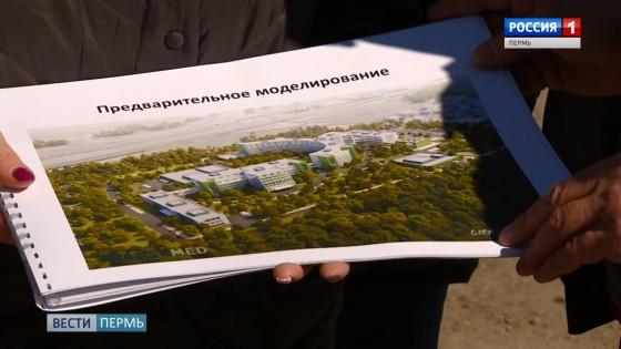 Инфекционную больницу в Кировском районе построят в 2020 году