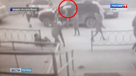 Полиция проверит драку взрослого со школьниками