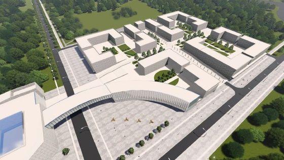 проект международного образовательного кампуса