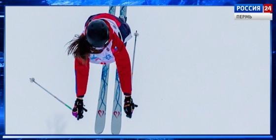 Анастасия Смирнова вошла в ТОП-10 на чемпионате мира по фристайлу и сноуборду